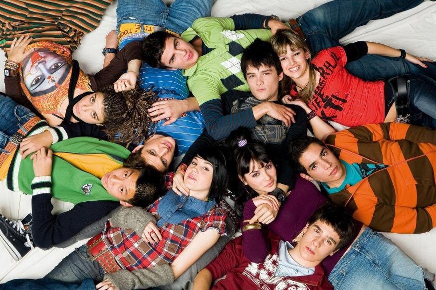 Serie de Temática Juvenil Española