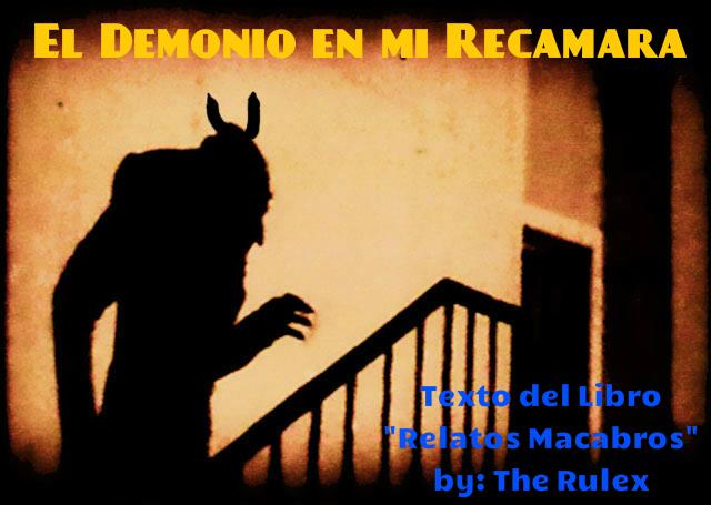El Demonio en mi Recamara